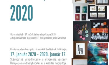 Komárňanské ART Spektrum 2020