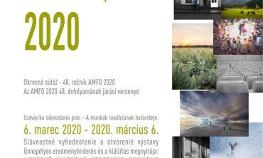 Komárňanské FOTO Spektrum 2020