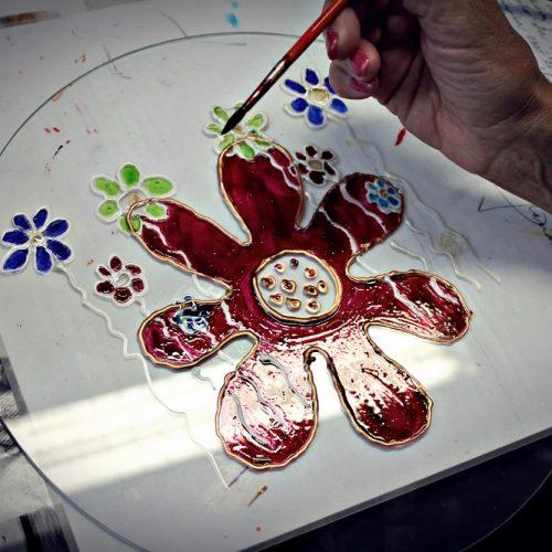 Na skle maľované (5)